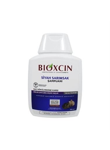 Bioxcin Bioxcin Saç Dökülmesine Karşi Siyah Sarimsak Şampuani 300 Ml Renksiz